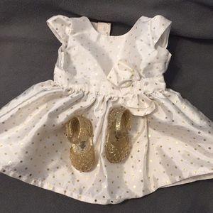 Baby girl fancy dress
